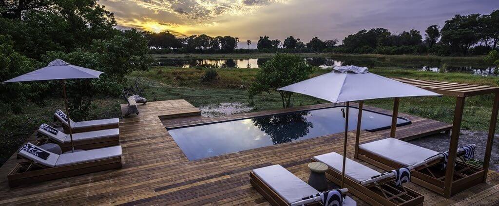 Alojamientos | Botswana Salvaje | Viajes Planeta Azul